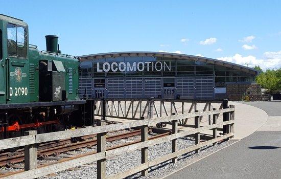 Locomotion museum