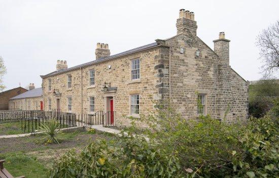 Hackworth house