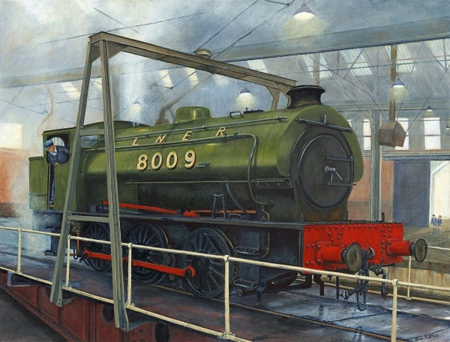 Austere Times at Barrowhill by Chris Pulham