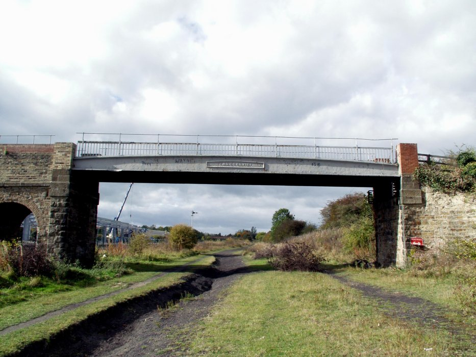 East Thickley bridge